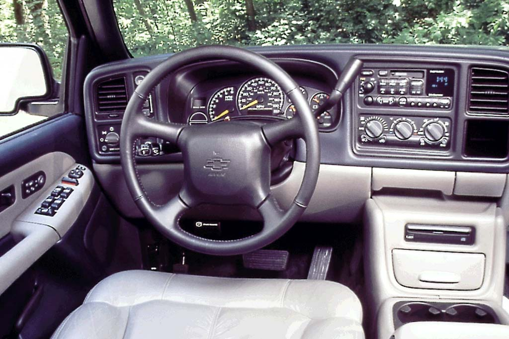 2000-06 Chevrolet Tahoe and Suburban | Consumer Guide Auto