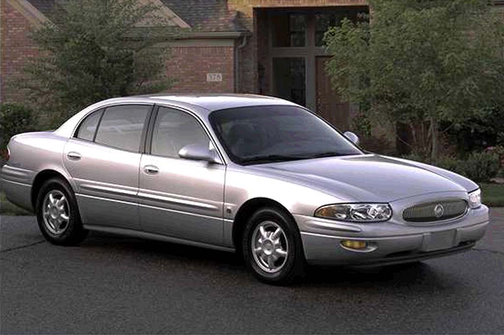 2000 05 buick lesabre consumer guide auto for 2001 buick lesabre window motor