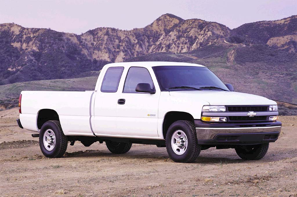 1999 06 chevrolet silverado consumer guide auto  at 1999 Gmc 1500 Sle Xcab Wire Diagram