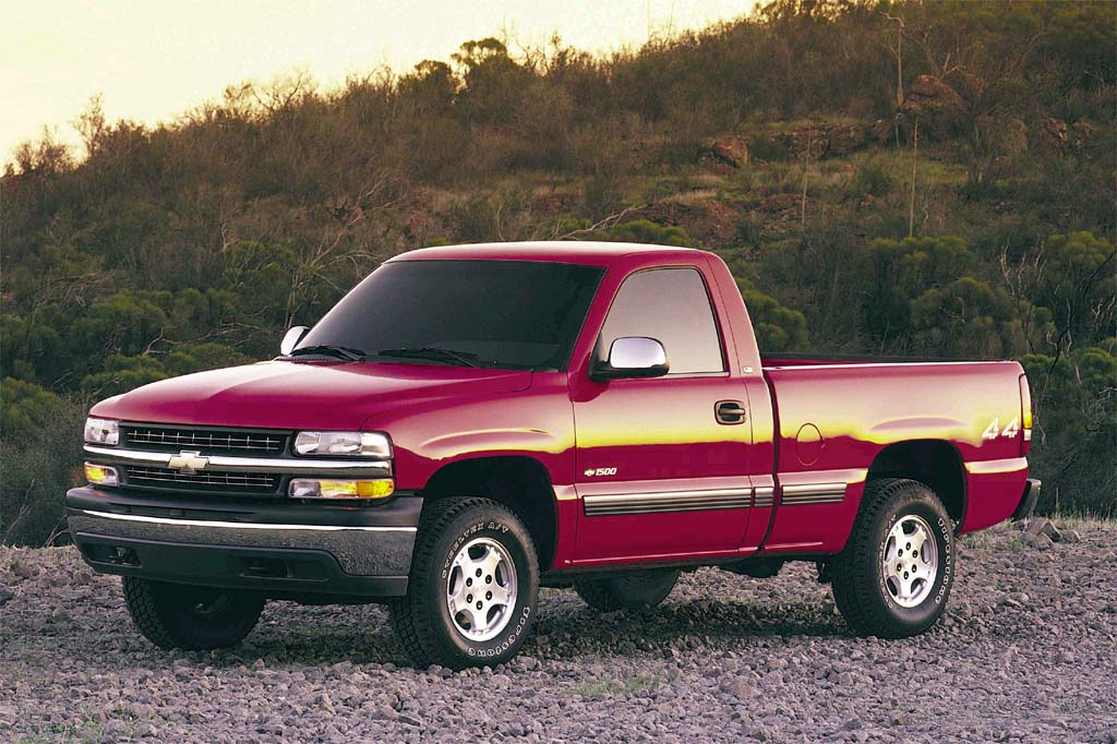1999 06 Chevrolet Silverado on 1999 2002 chevy silverado and gmc sierra regular cab