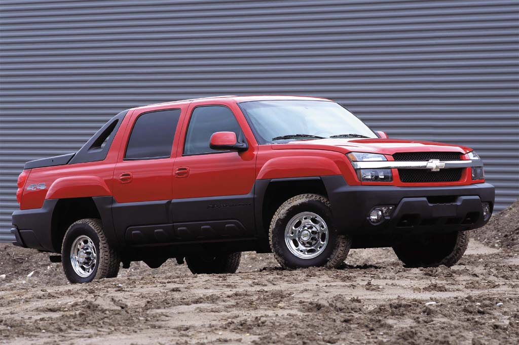 2002 06 chevrolet avalanche consumer guide auto 2003 chevrolet avalanche sciox Image collections