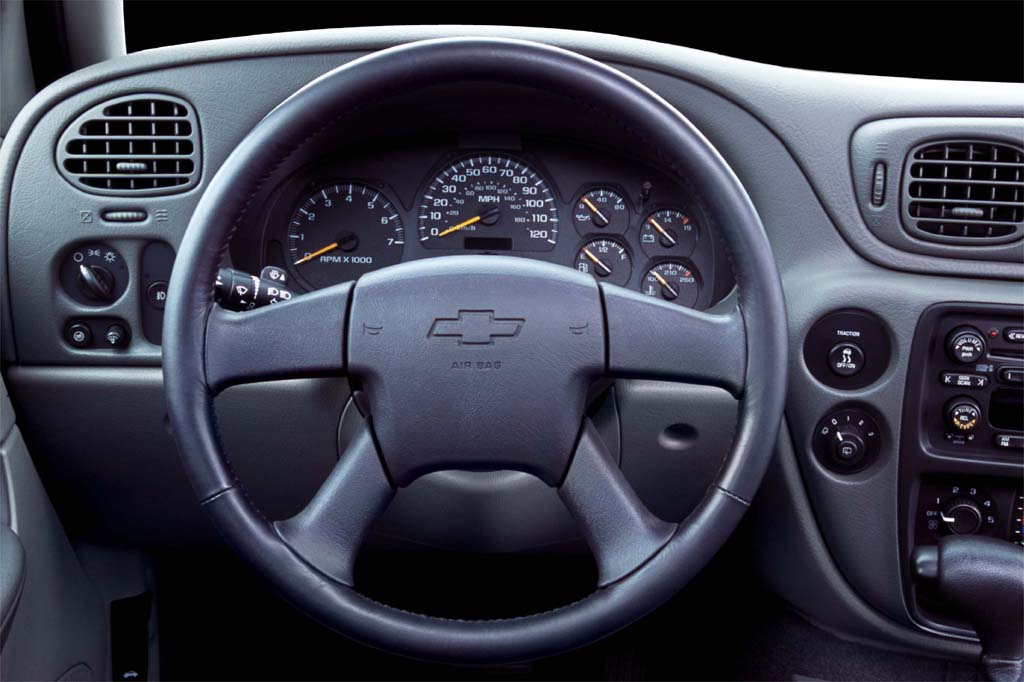 2002-09 Chevrolet Trailblazer | Consumer Guide Auto