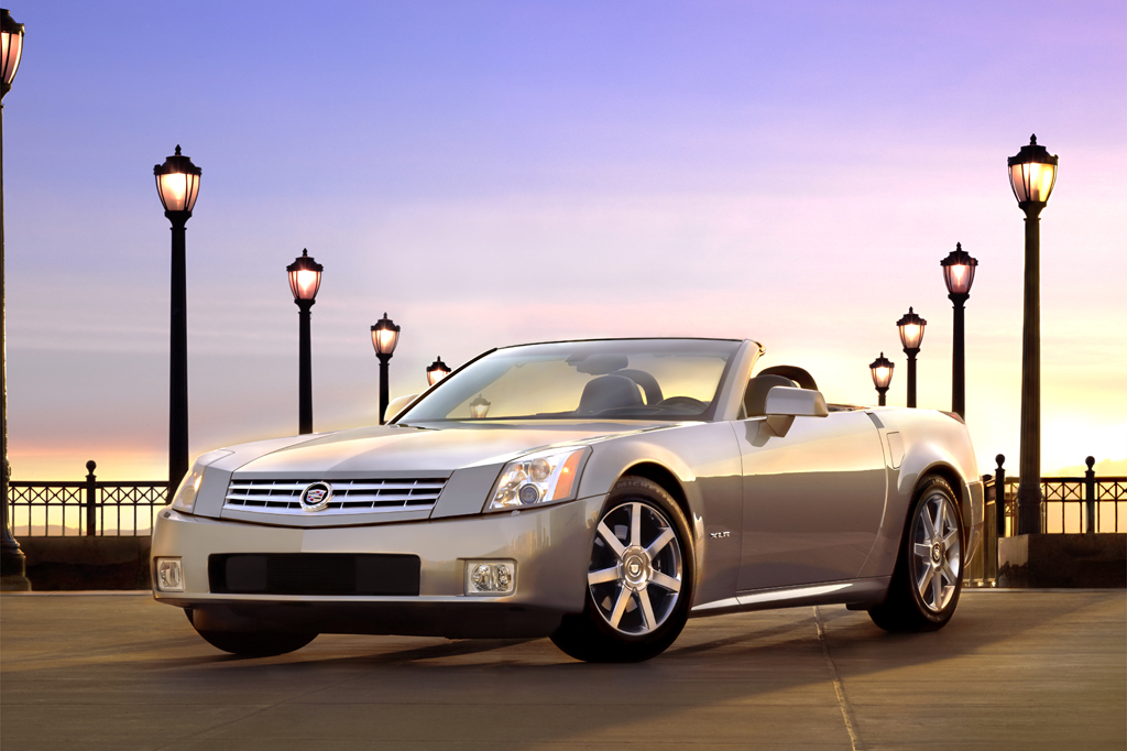 Certified Pre Owned Mercedes >> 2004-09 Cadillac XLR | Consumer Guide Auto