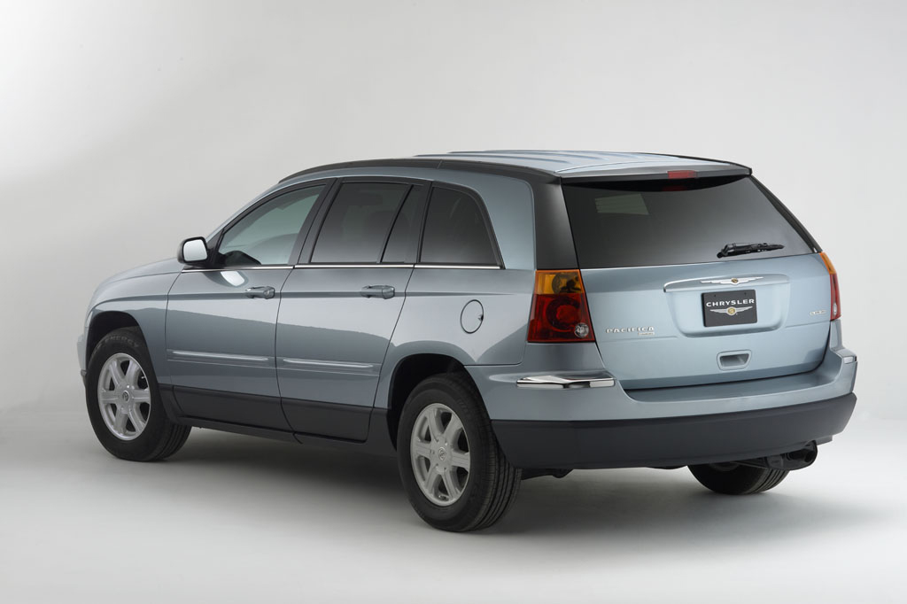 Certified Auto Sales >> 2004-08 Chrysler Pacifica | Consumer Guide Auto
