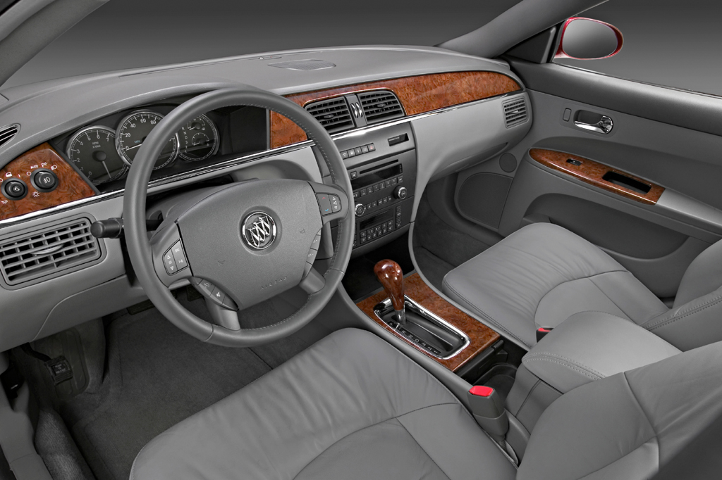 2005 09 buick lacrosse consumer guide auto. Black Bedroom Furniture Sets. Home Design Ideas