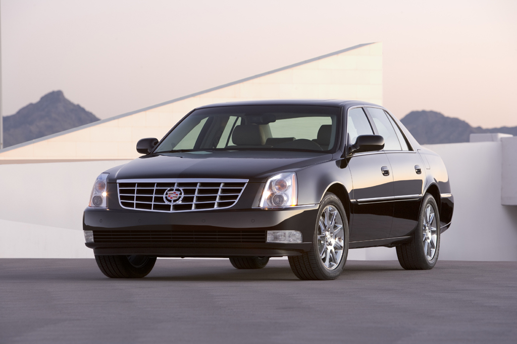 2006 11 Cadillac Dts Consumer Guide Auto