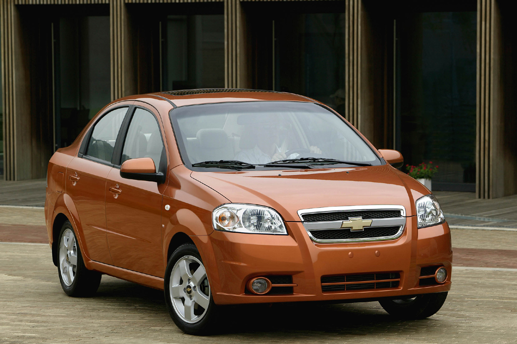 Kia Certified Pre-Owned >> 2004-11 Chevrolet Aveo | Consumer Guide Auto