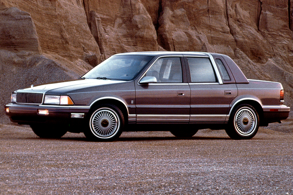 Chrysler Lebaron Sedan Consumer Guide Auto