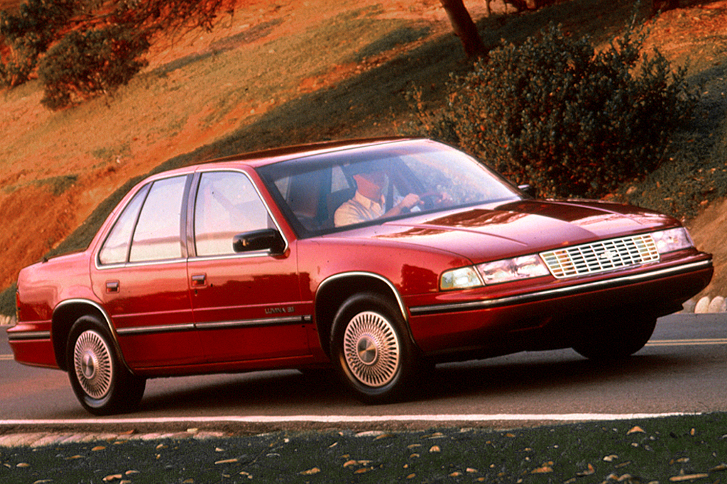 Hand Controls For Cars >> 1990-94 Chevrolet Lumina | Consumer Guide Auto