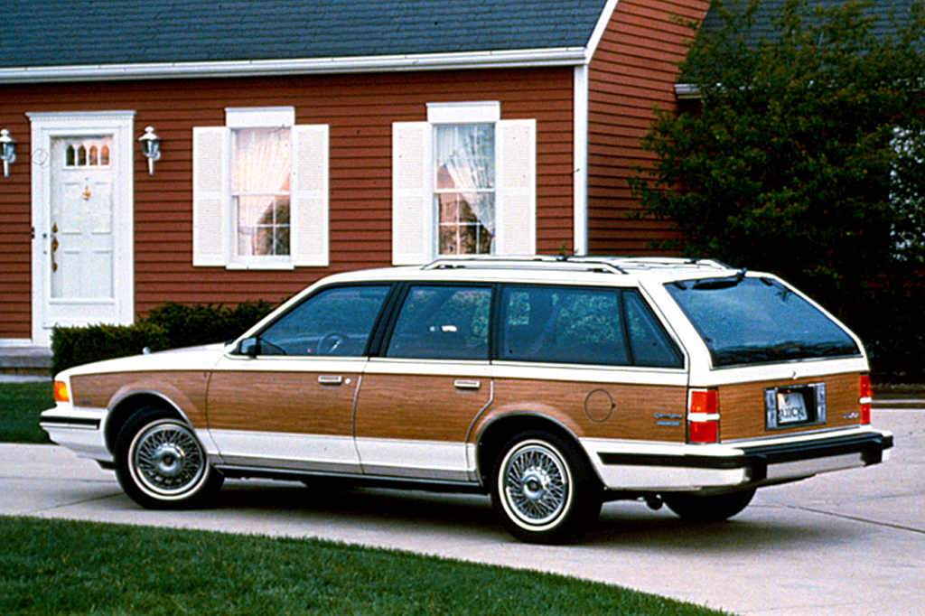 1990 Chevy Celebrity Wagon | The Wagon