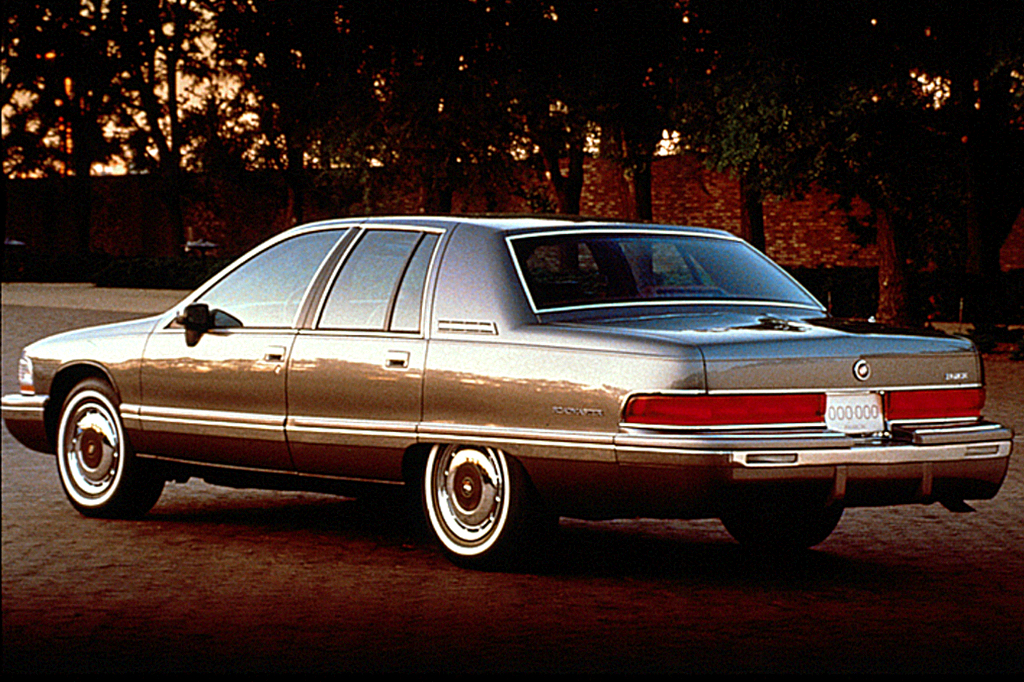Roadmaster Wagon Replacement Parts : Buick roadmaster consumer guide auto