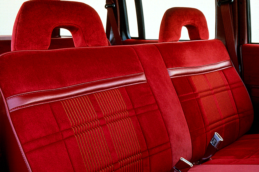 1991 Chevy Truck Bench Seat