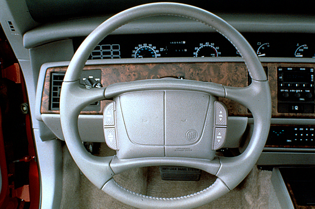 on 1995 Buick Lesabre