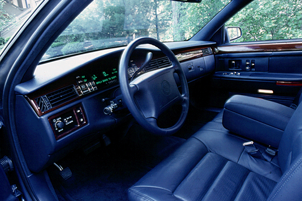 1994 99 cadillac deville concours consumer guide auto. Black Bedroom Furniture Sets. Home Design Ideas