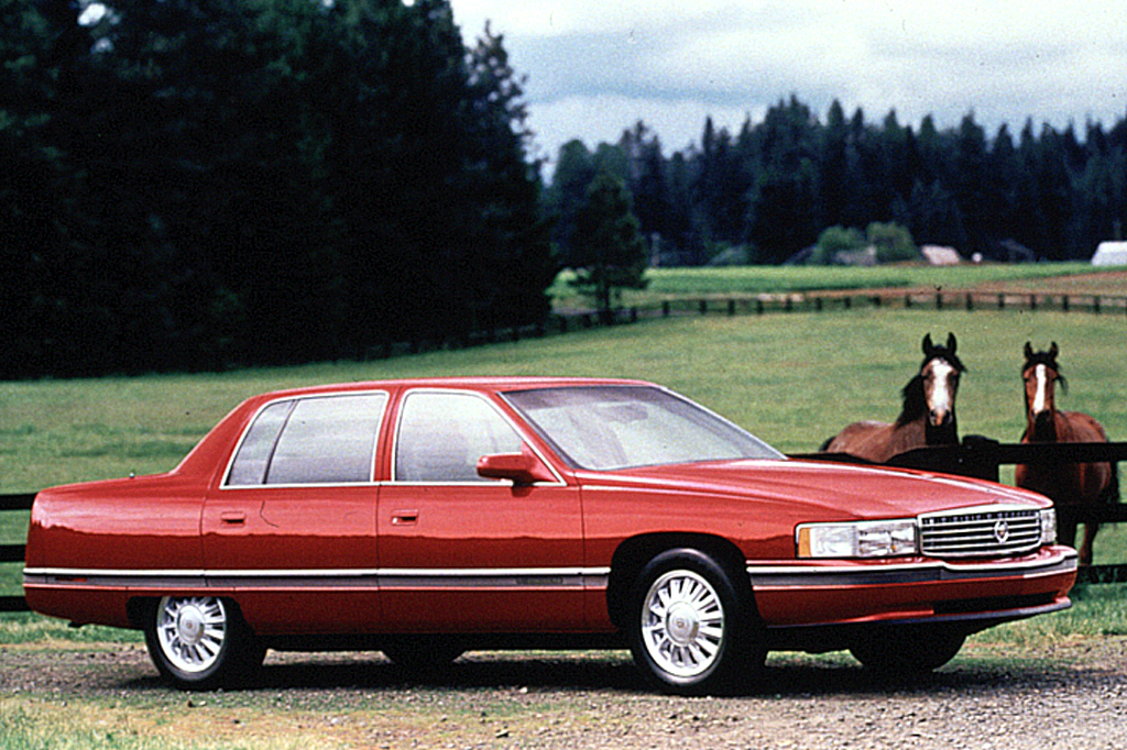 94122261990214 1994 99 cadillac deville concours consumer guide auto  at bayanpartner.co