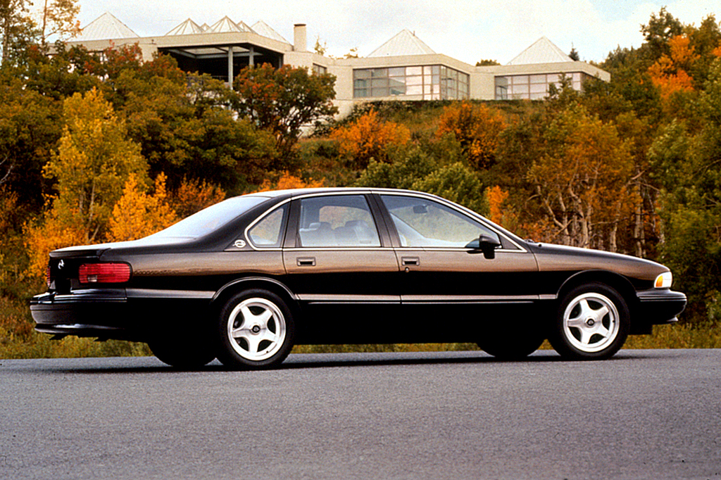 1994 Chevrolet Caprice Classic  Pricing Ratings