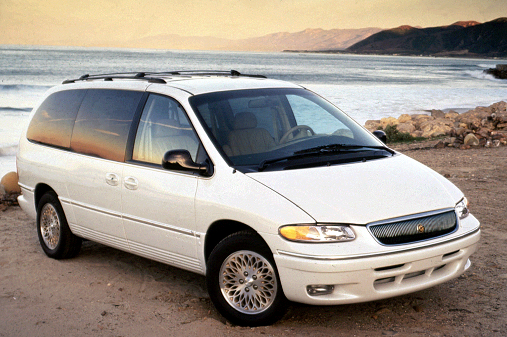 1996 00 chrysler town country consumer guide auto. Black Bedroom Furniture Sets. Home Design Ideas