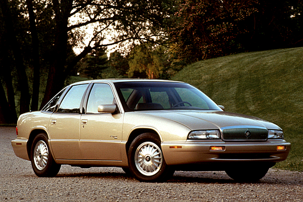 1990 96 buick regal consumer guide auto