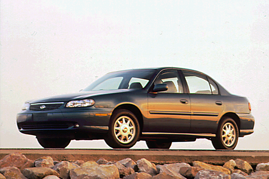 Best Extended Car Warranty >> 1997-03 Chevrolet Malibu | Consumer Guide Auto