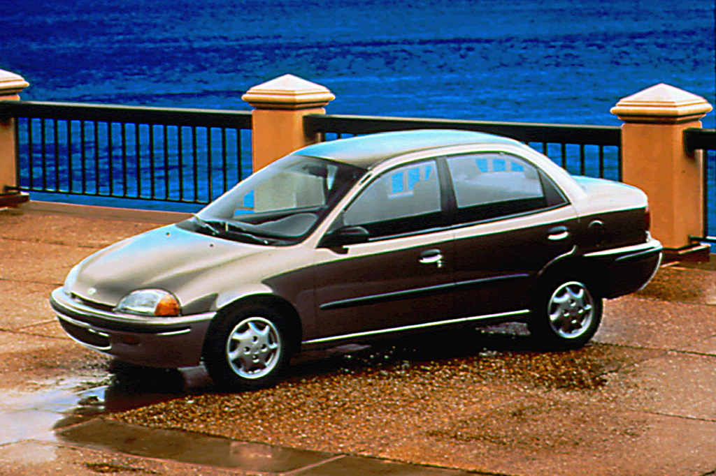 Suzuki Swift Geo Metro Same Car