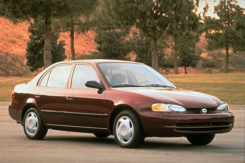 Nissan Transmission Recall >> 1998-02 Chevrolet Prizm | Consumer Guide Auto