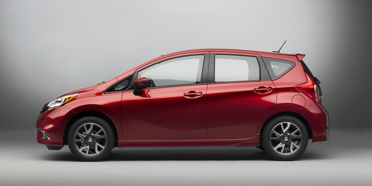 2016 nissan versa note consumer guide auto. Black Bedroom Furniture Sets. Home Design Ideas