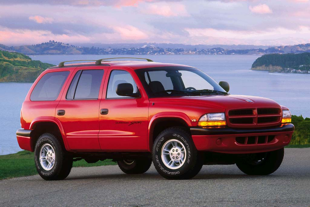on 2000 Dodge Dakota V6