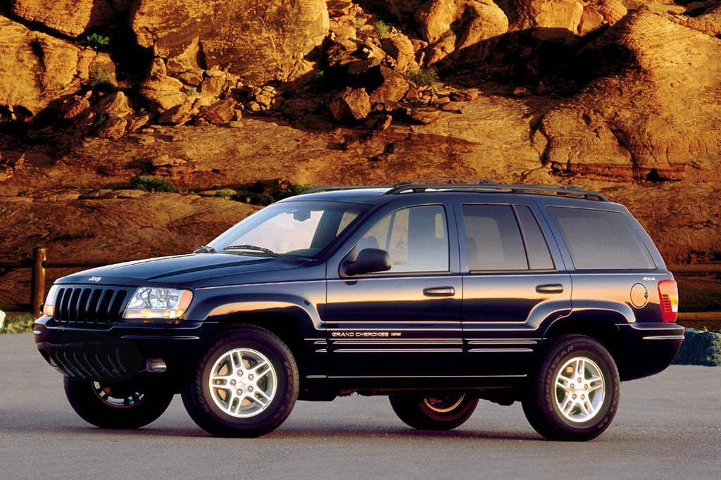 1999-04 Jeep Grand Cherokee | Consumer Guide Auto