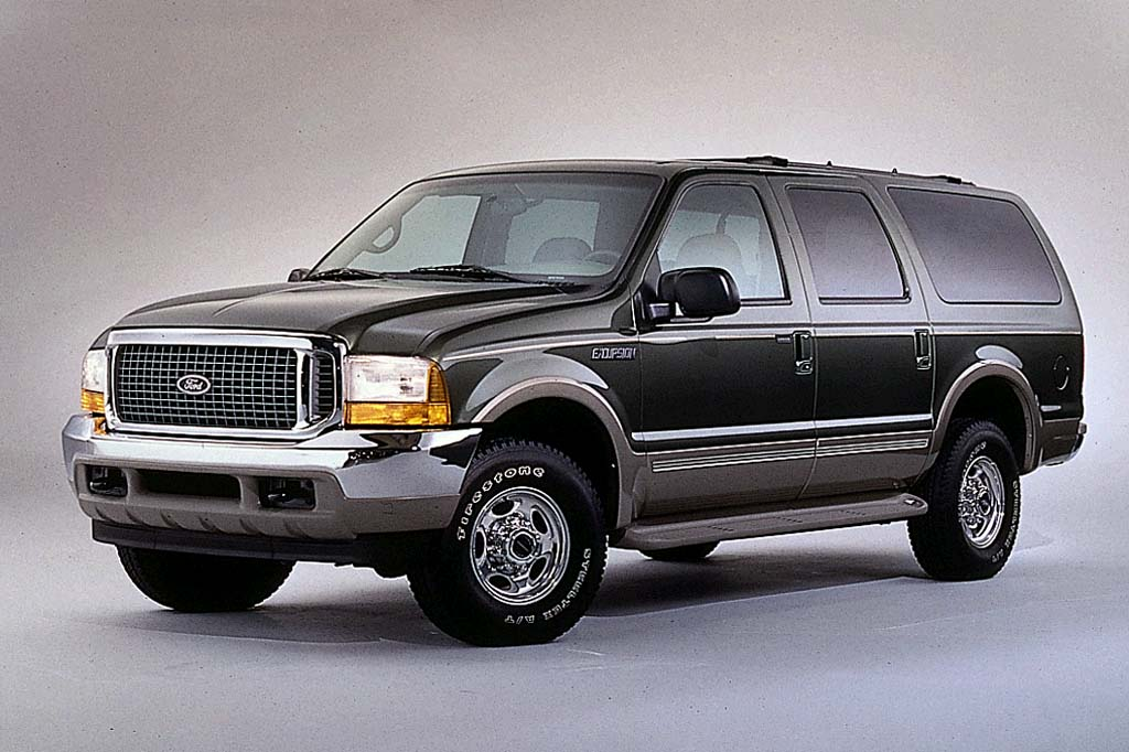 Ford Extended Warranty >> 2000-05 Ford Excursion | Consumer Guide Auto