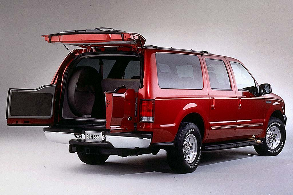 2000 05 ford excursion consumer guide auto. Black Bedroom Furniture Sets. Home Design Ideas