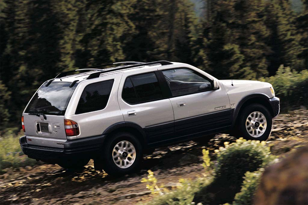 1998 02 Honda Passport Consumer Guide Auto