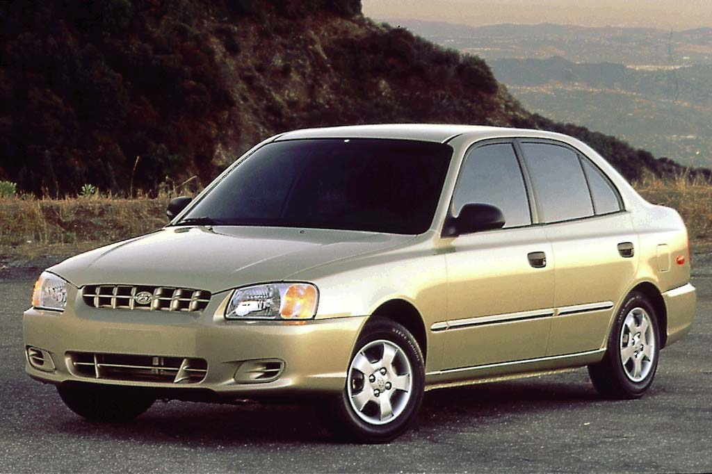 Best Extended Car Warranty >> 2000-05 Hyundai Accent | Consumer Guide Auto