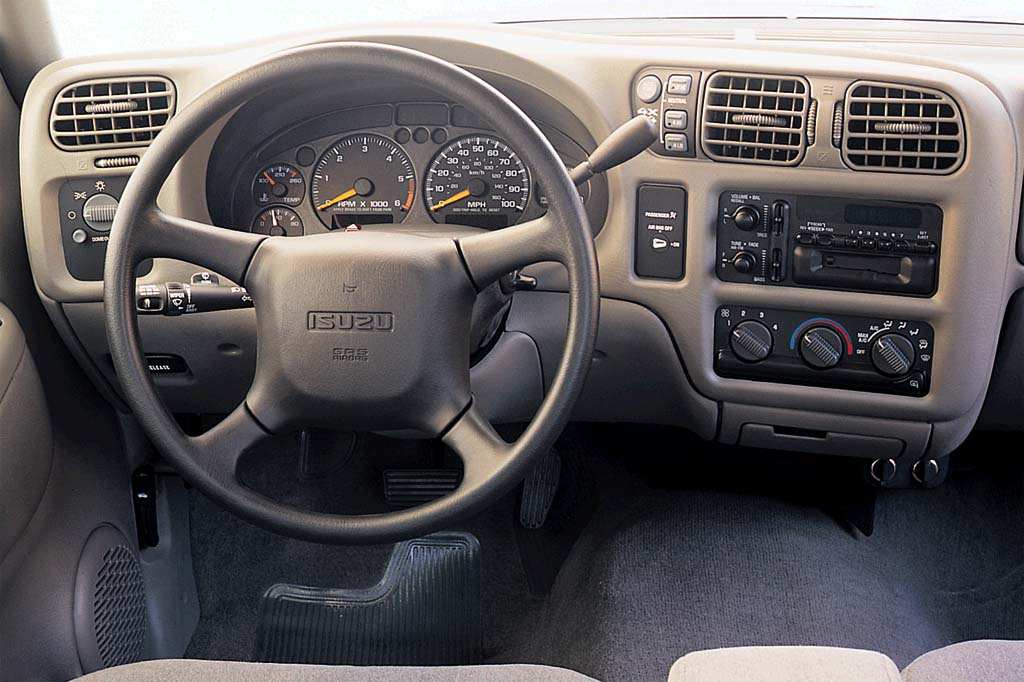 Ford Certified Pre Owned >> 1996-00 Isuzu Hombre | Consumer Guide Auto