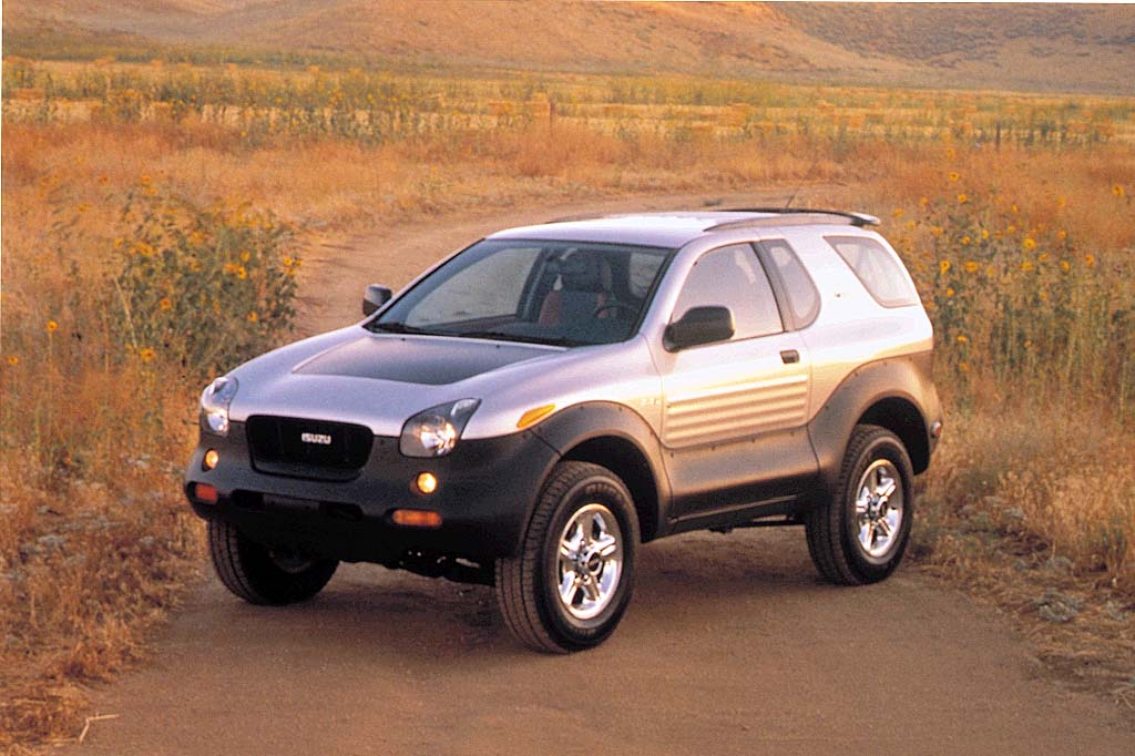 199901 Isuzu VehiCross  Consumer Guide Auto