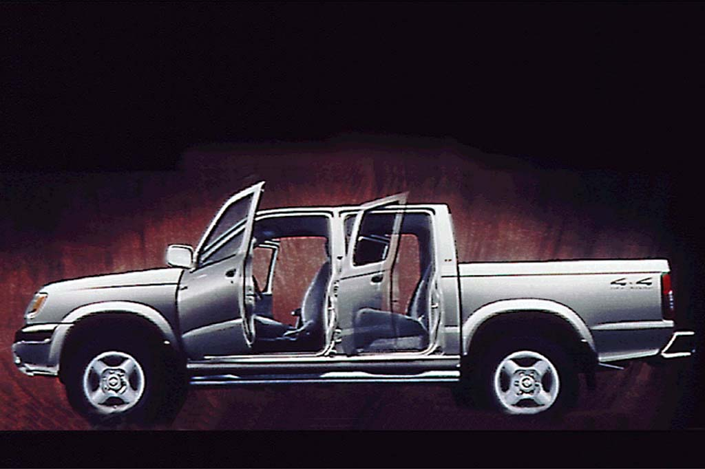 on 2000 Nissan Frontier Parts Diagram
