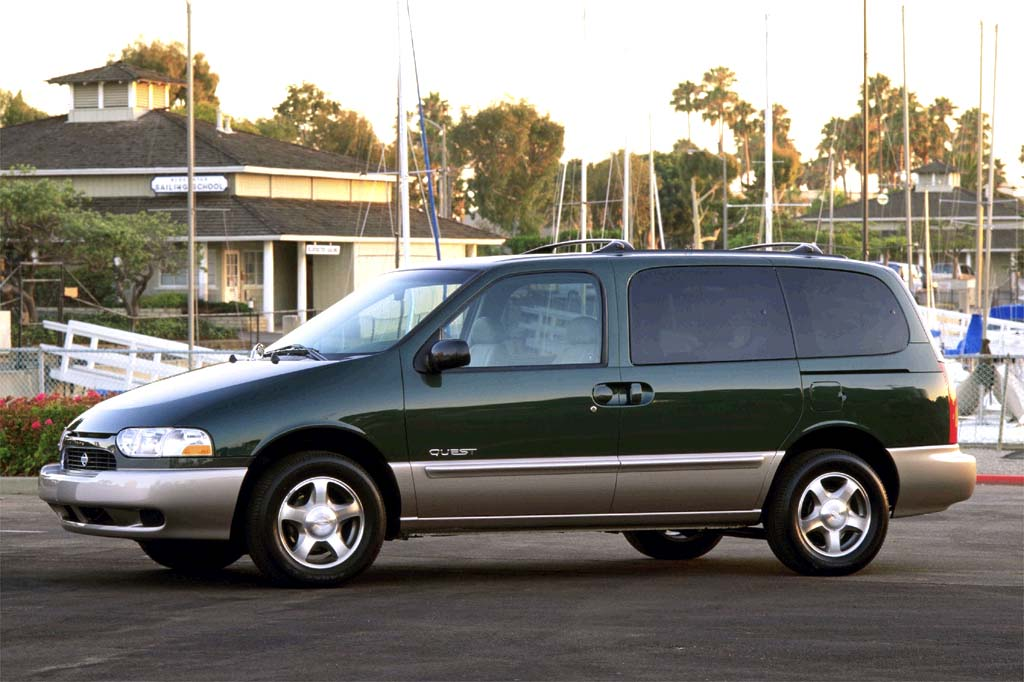 Nissan Certified Pre Owned >> 1999-02 Nissan Quest | Consumer Guide Auto