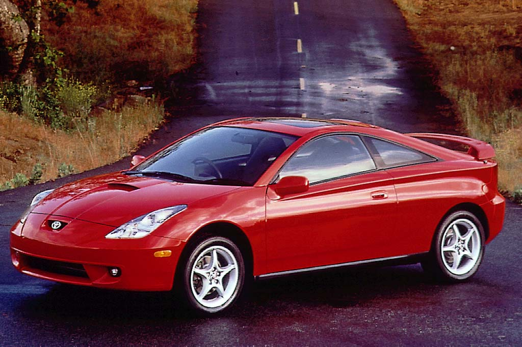 2000 05 toyota celica consumer guide auto. Black Bedroom Furniture Sets. Home Design Ideas