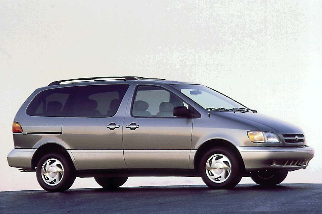 1998 03 toyota sienna consumer guide auto for 2000 toyota sienna window motor