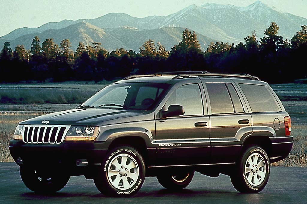 on 1999 Jeep Grand Cherokee Laredo