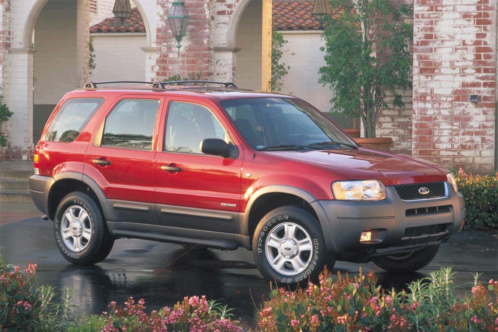 Ford Suv Models >> 2001-04 Ford Escape | Consumer Guide Auto