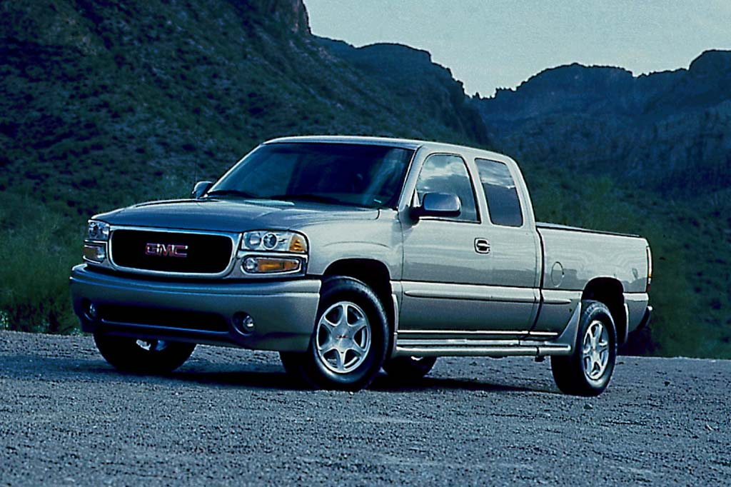 01126061990009 1999 06 gmc sierra consumer guide auto  at bakdesigns.co