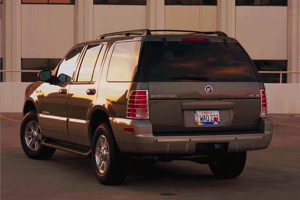 2002 05 Mercury Mountaineer Consumer Guide Auto