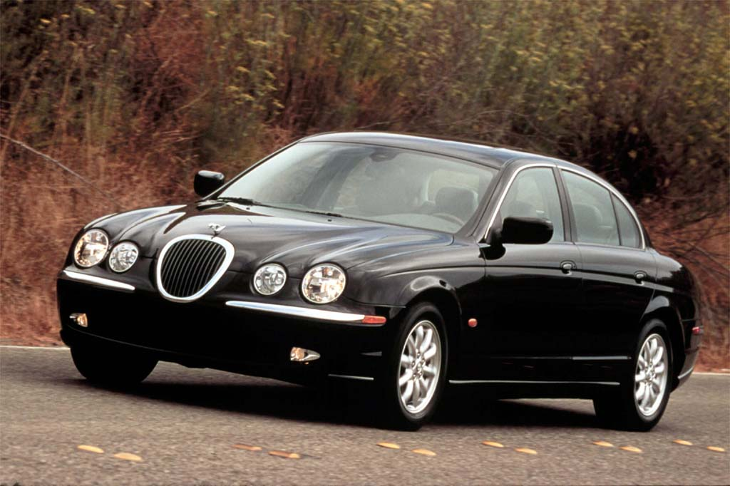 2000 02 Jaguar S Type Consumer Guide Auto