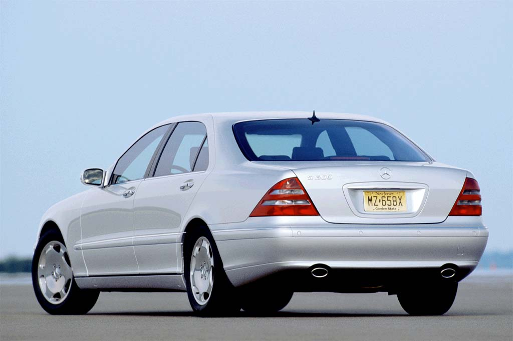 Mercedes Certified Pre Owned >> 2000-06 Mercedes-Benz S-Class | Consumer Guide Auto