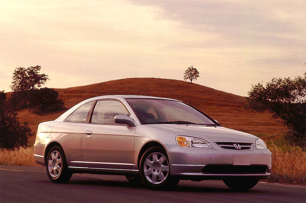 2001 Honda Civic LX 2 Door Coupe
