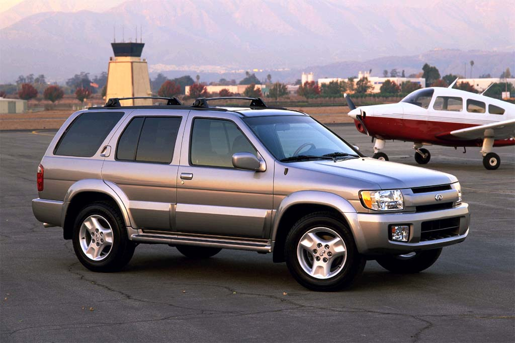 Best Value Used Suv >> 2001-03 Infiniti QX4 | Consumer Guide Auto