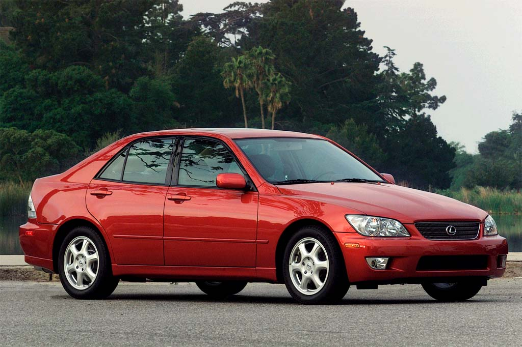 Certified Pre Owned Lexus >> 2001-05 Lexus IS 300 | Consumer Guide Auto