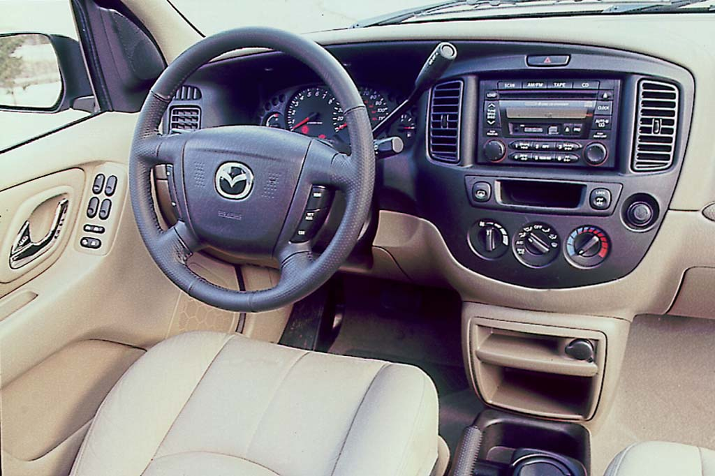 2001-11 Mazda Tribute | Consumer Guide Auto