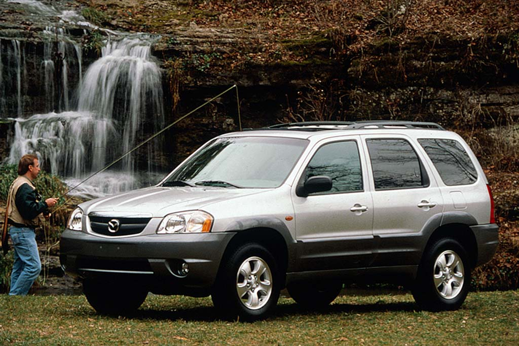 2001 11 mazda tribute consumer guide auto rh consumerguide com Mazda Owners ManualDownload Mazda Maintenance Manuals