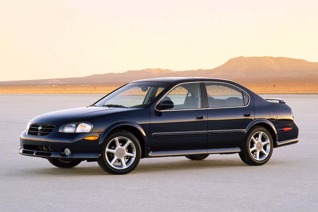 Nissan Certified Pre Owned >> 2000-04 Nissan Maxima | Consumer Guide Auto